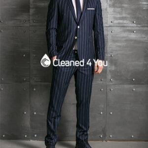 2 Pce Suit Press